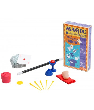 Retr-Oh - Magic Tricks