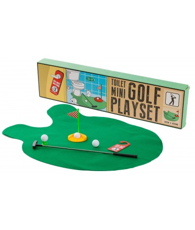 Retr-Oh - Toilet Golf Game