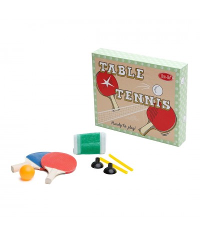 Retr-Oh - Mini Table Tennis...
