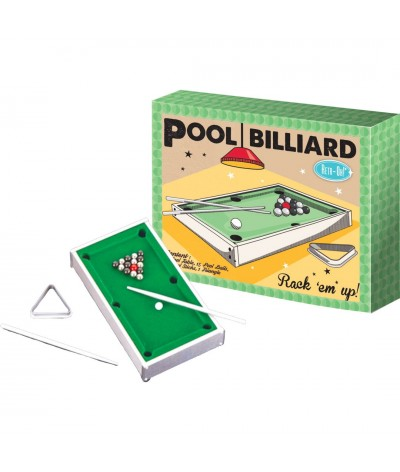 Retr-Oh - Desktop Pool Billard