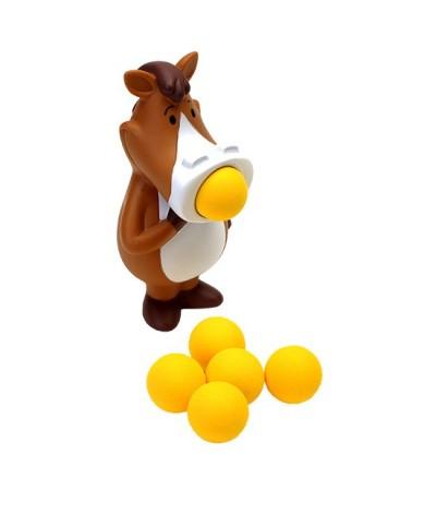 Plopper paard, incl. 6...