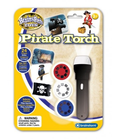 Pirate Torch and Projector