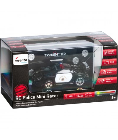 Police Mini Racer RC