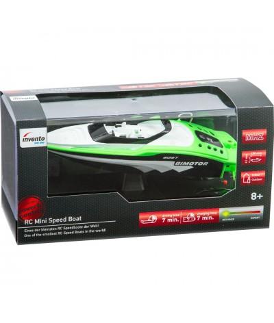 """RC: Mini Speed Boat """"Green"""""""
