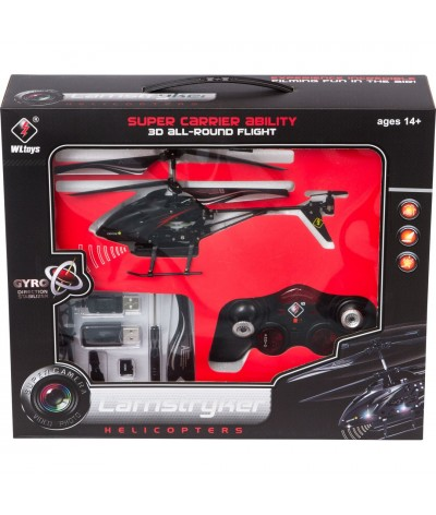 RC: Heli: Camera Helicopter...