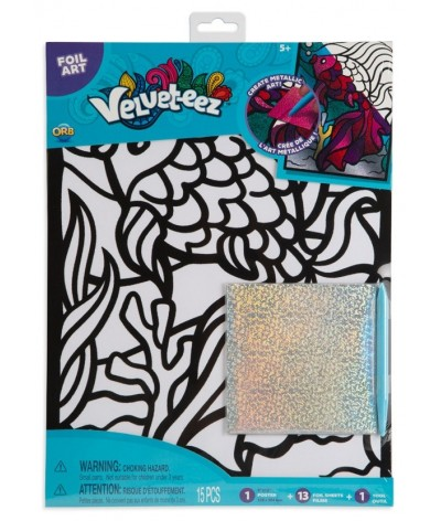 ORB: Velveteez Foil Art...