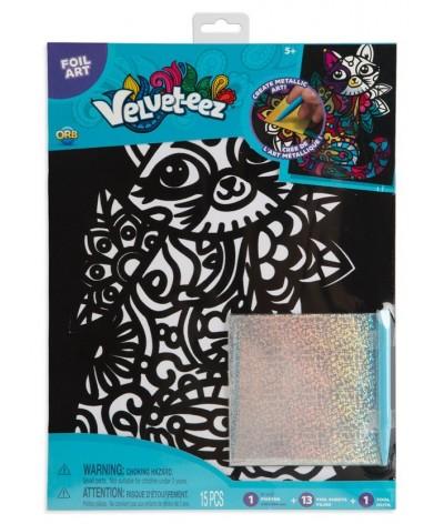 ORB: Velveteez Foil Art Kat