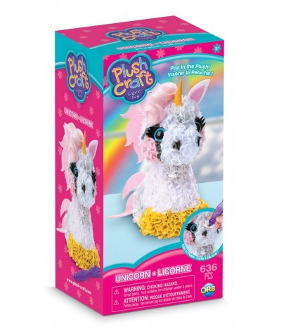 Orb: PlushCraft 3D Unicorn