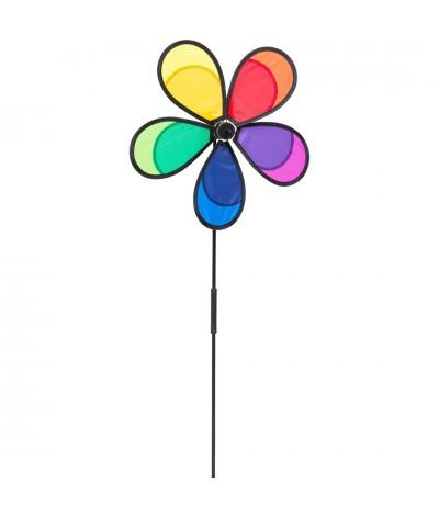 Flower Fly Rainbow