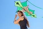 HQ-Single Line Kites